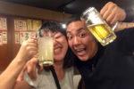 寝ながら屁をこくとネベブーってあだ名になるそうです。渋谷コスパ最強居酒屋情報あり